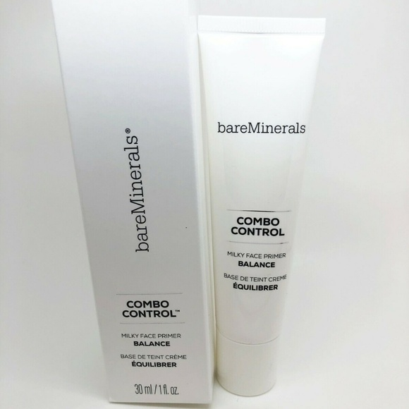 bareMinerals Other - bareMinerals COMBO CONTROL Milky Face Primer * BAL
